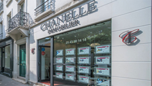 logo Agence chanelle immobilier